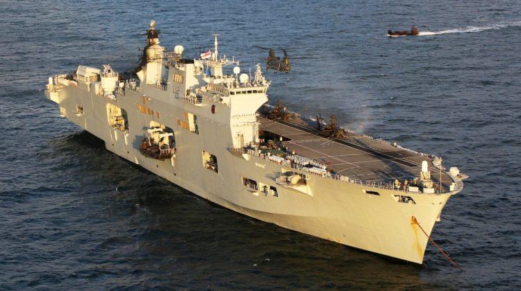 HMS Ocean przyjęty do służby w Brazylii jako PHM Atlântico | Konflikty.pl