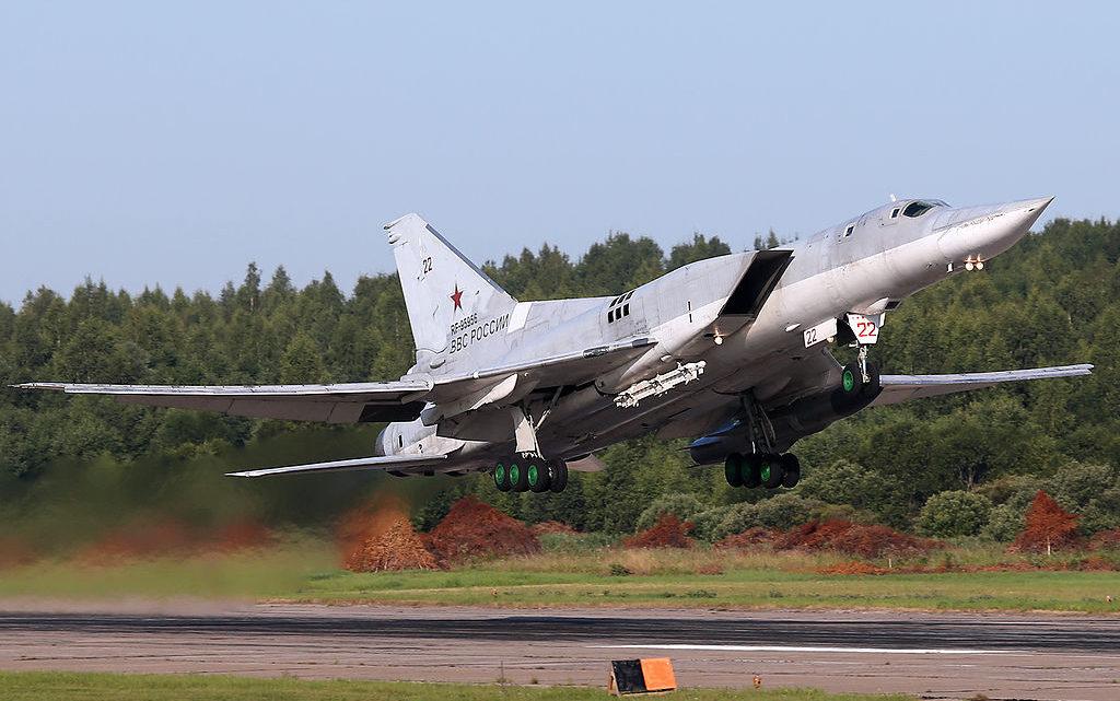 Tu-22M3M oblatany