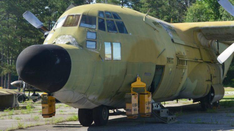 YMC-130H trafi do muzeum