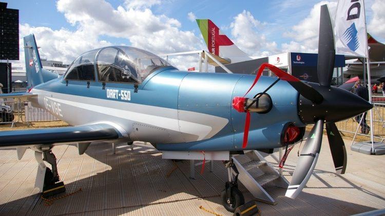 DART-550 – nowy samolot szkolno-treningowy | Konflikty.pl