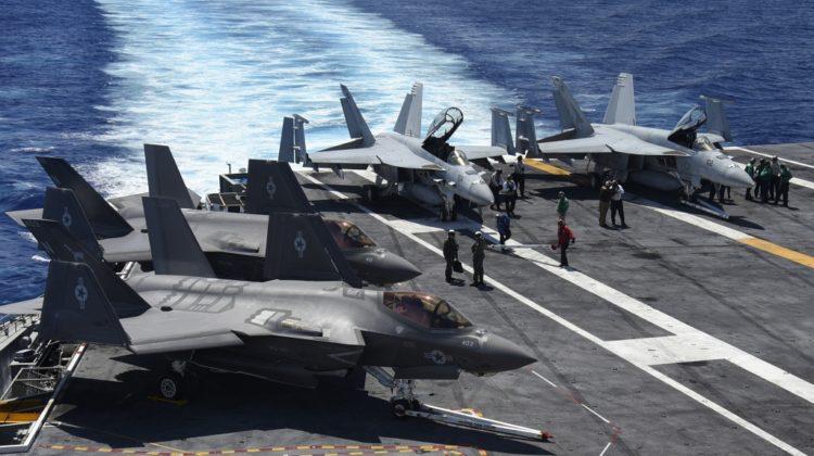 F-35 nieprzewidywalny przy ostrych manewrach
