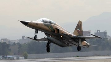 Irańczycy zaprezentowali lekki samolot wielozadaniowy Kousar