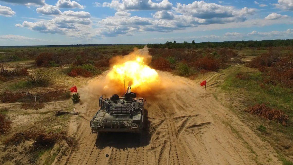 Rozpoczęły się testy ogniowe czołgu T-72AMT