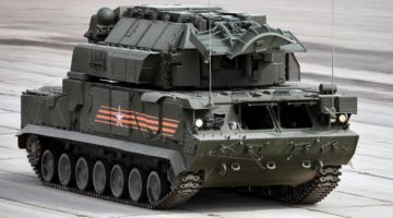 Rosja chce eksportować system plot. Tor-E2 kompatybilny z NATO | Konflikty.pl