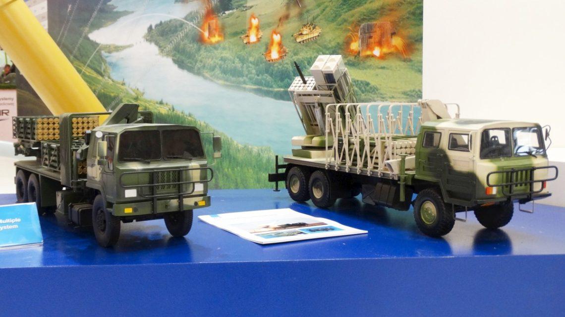 MSPO: Chiński przemysł obronny