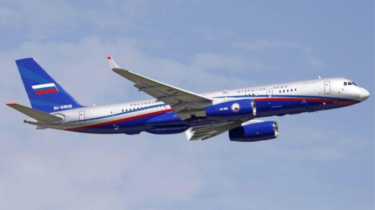 Stany Zjednoczone zgodziły się na użycie Tu-214ON