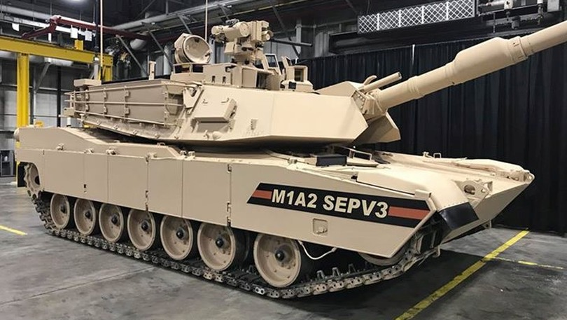 M1 Abrams Discussion Thread: - Page 6 M1a2-sepv3