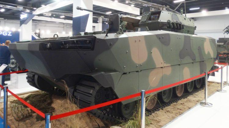Bojowy wóz piechoty Borsuk – kolejna odsłona