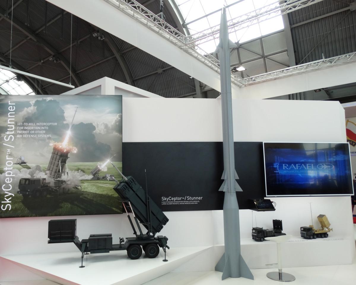 Zagraniczne uzbrojenie na MSPO 2018