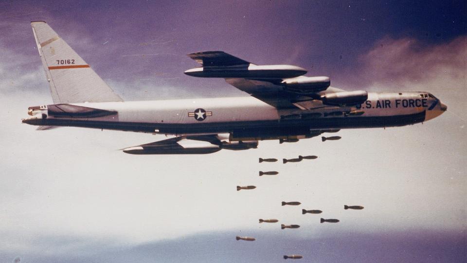 Amerykanie rozważali użycie broni jądrowej w Wietnamie