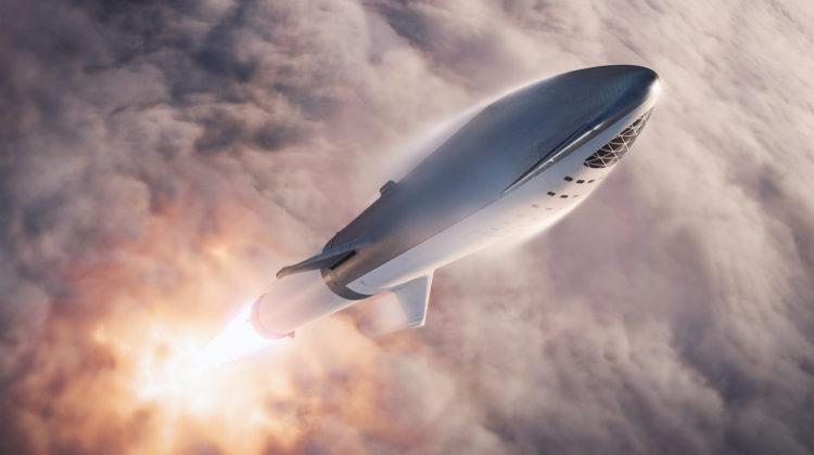 USAF transport kosmiczny SpaceX