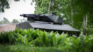 Lynx KF41 jako następca Bradleyów?