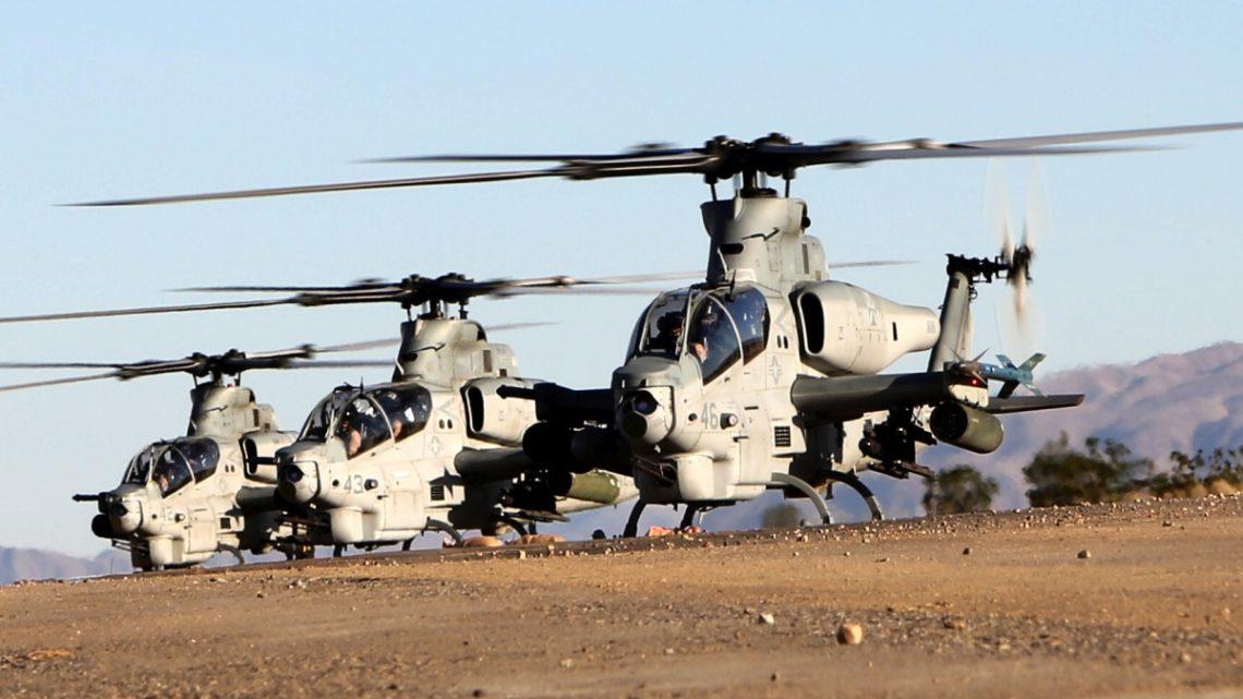 Bahrajn AH-1Z Viper