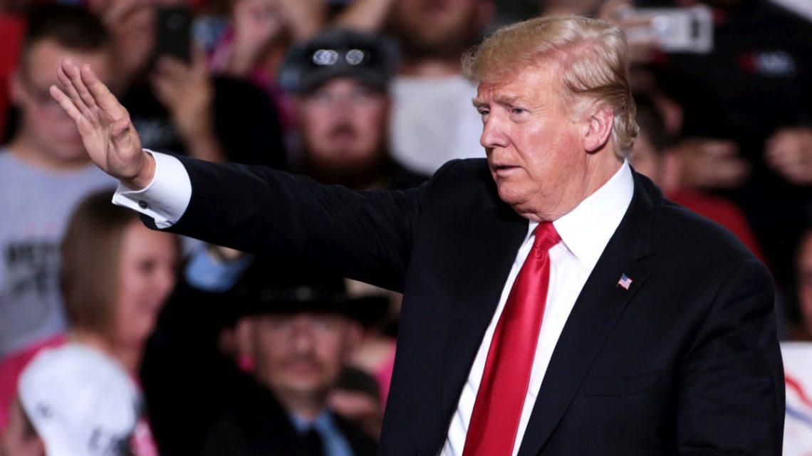 Trump krytykowany za opuszczenie obchodów ku czci żołnierzy z USA