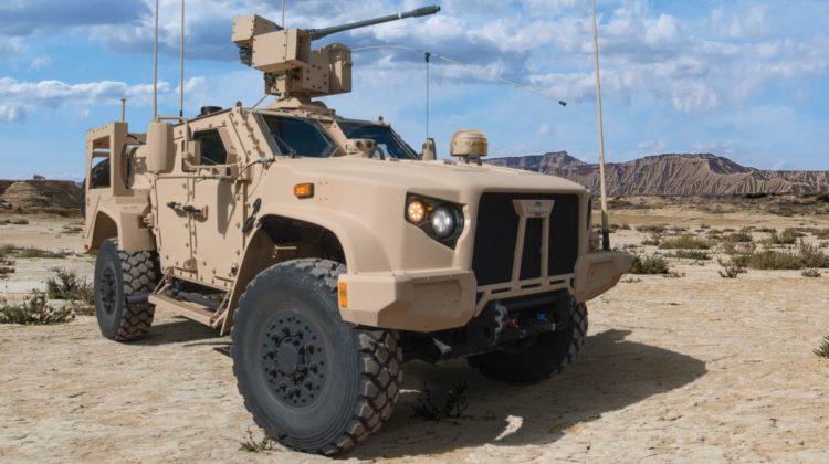 Ponad sześć tysięcy JLTV dla sił zbrojnych USA