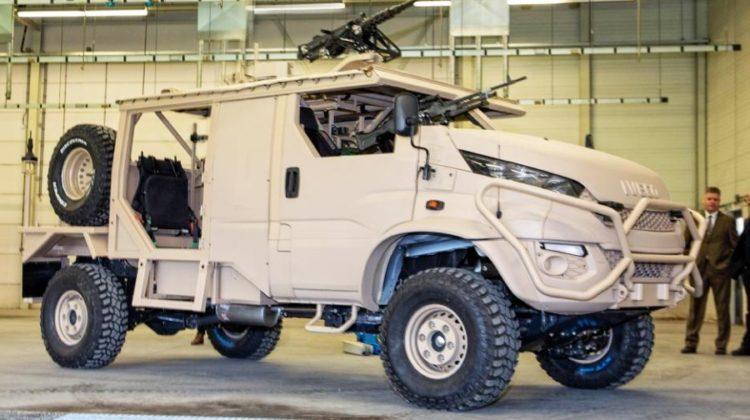 Korps Mariniers otrzyma pojazdy DMV Anaconda