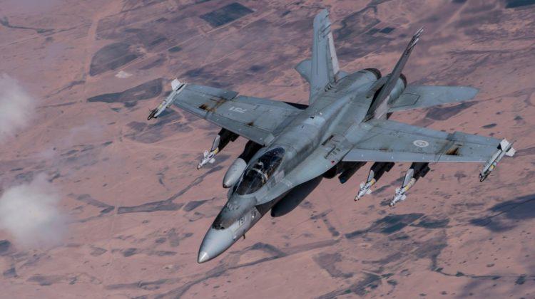 NORAD Kanada Hornet