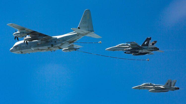 Hercules Hornet zderzyły się u wybrzeży Japonii