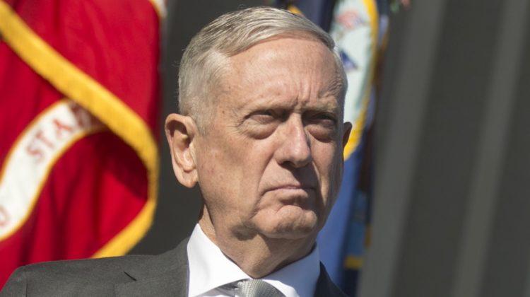 Amerykański sekretarz obrony James Mattis odejdzie ze stanowiska