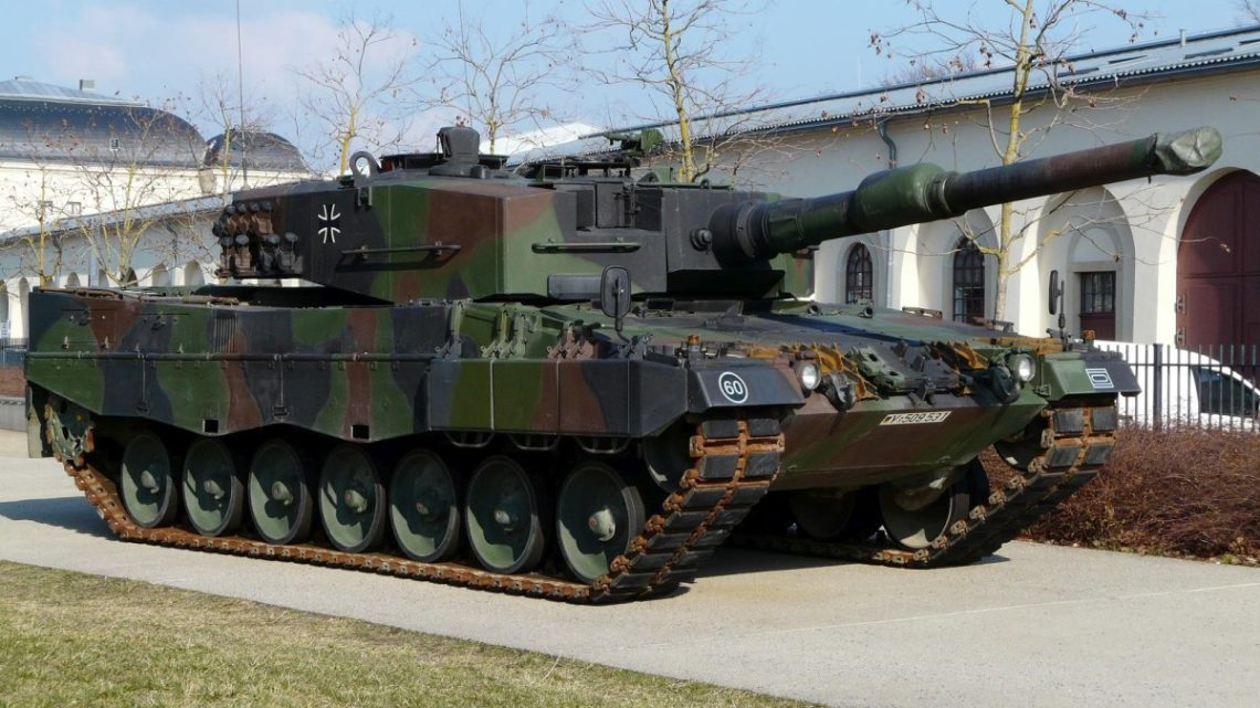Leopard 2 PzH 2000 Węgry