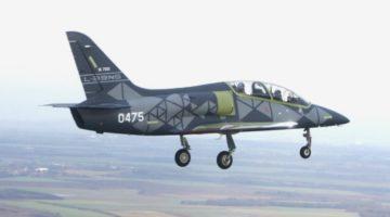 Pierwszy lot L-39NG