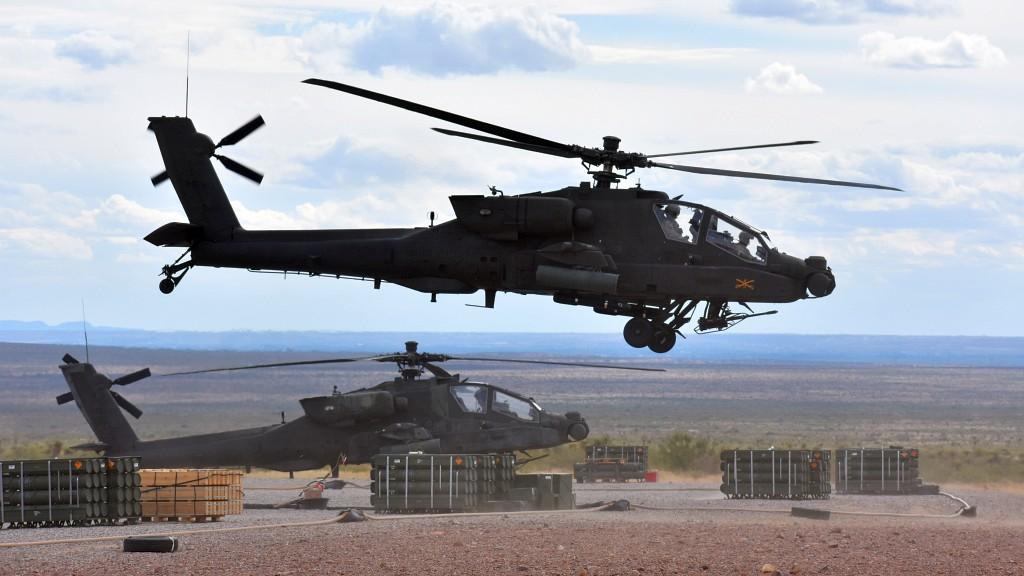 AH-64 dla Maroka w ciągu dwóch lat | Konflikty pl