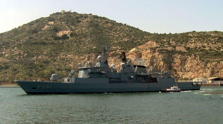 Niemiecka fregata dla Egiptu