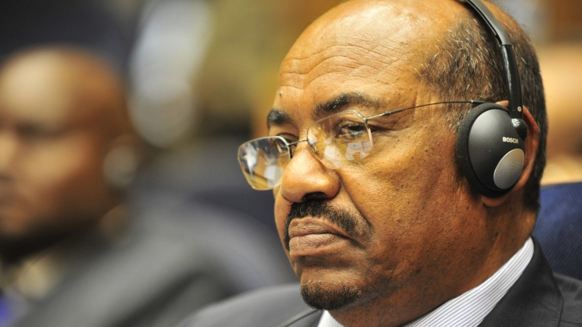 prezydent Sudanu Umar al-Baszir
