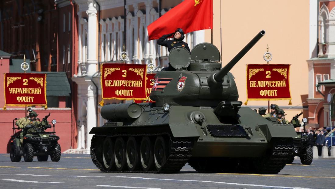 Rosja utworzyła batalion czołgów T-34
