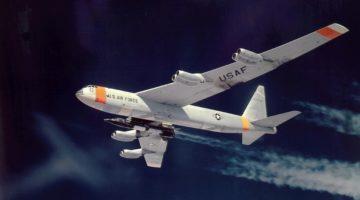 B-52 w NASA