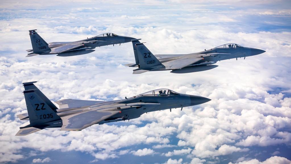 Zamówienia na F-15X dla US Air Force coraz bliżej