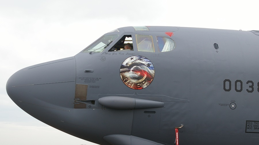 Northrop oferuje radar SABR dla B-52