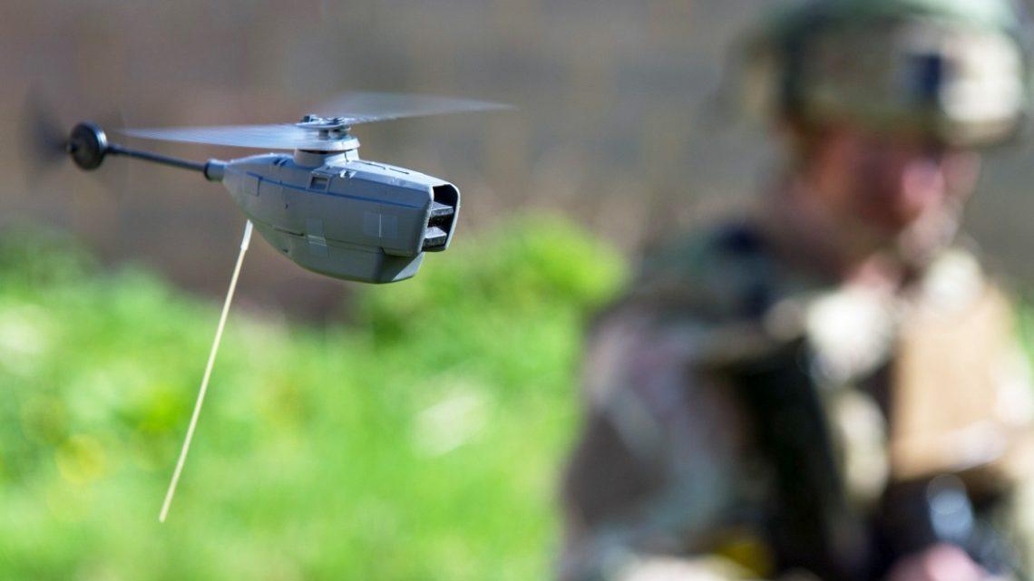 US Army zamówiła miniśmigłowce Black Hornet Nano