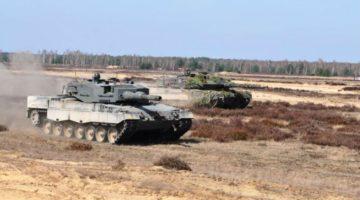 AUSA 2019: Premiera 130-milimetrowej armaty Rheinmetalla w USA