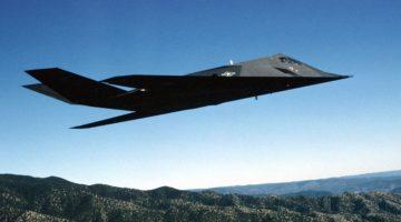 Loty bojowe F-117 nad Syrią? Mało prawdopodobne, ale możliwe