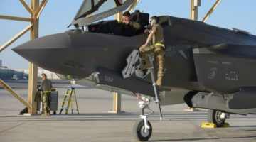 F-35A Bliski Wschód