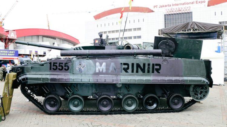 Indonezyjska piechota morska otrzyma BT-3F i BMP-3F