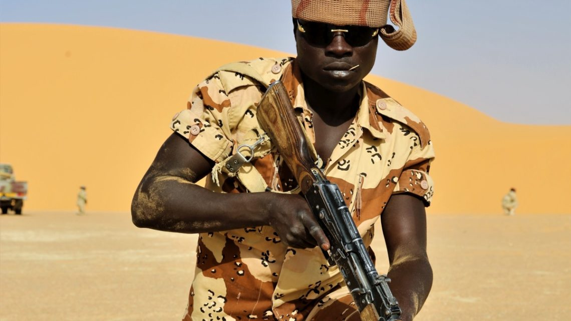 Czad – najwierniejszy sojusznik Francji w Afryce