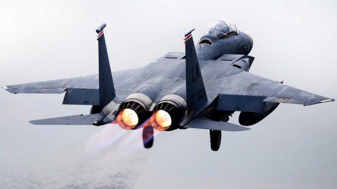 Pierwszy F-15EX w 2020 roku?