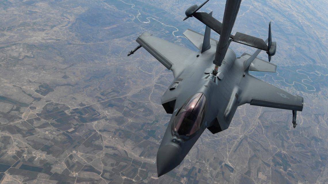 Debiut bojowy amerykańskich F-35A