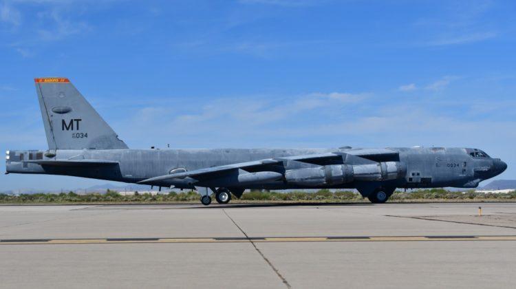 B-52H wyciągnięty z cmentarzyska po dziesięciu latach
