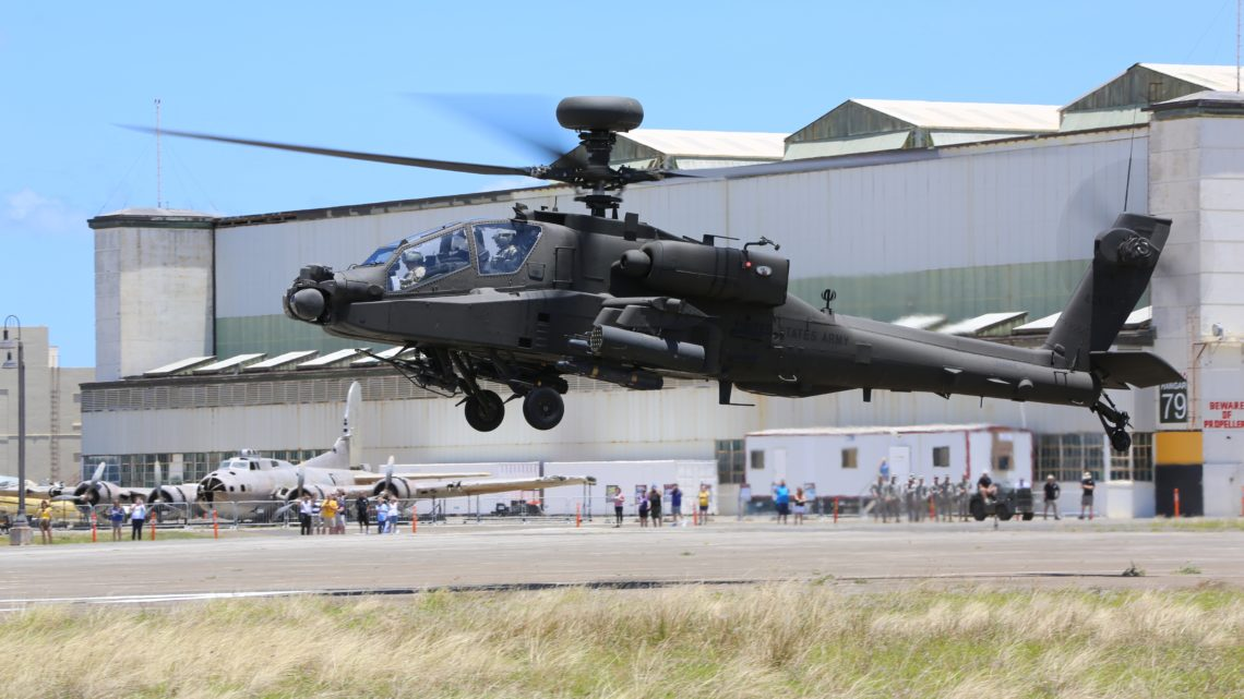 zgoda na kolejne AH-64E Katar