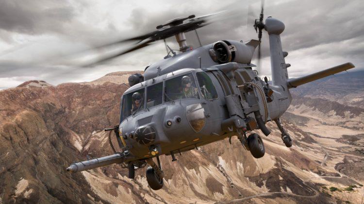 HH-60W wykonał pierwszy lot