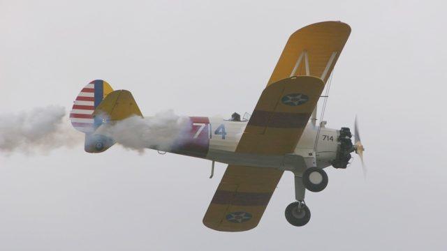 Lotnicza Majówka w Iławie