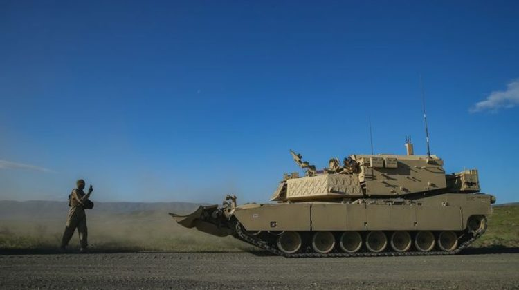 M1150 Assault Breacher Vehicle