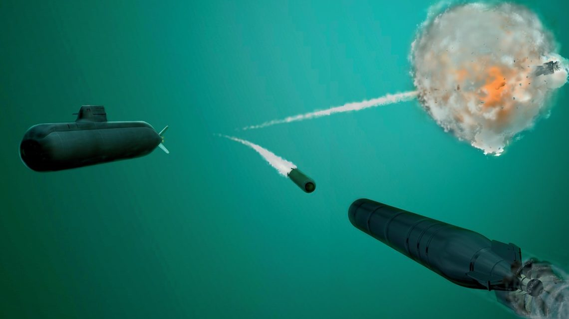 SeaSpider. Torpeda do zwalczania torped