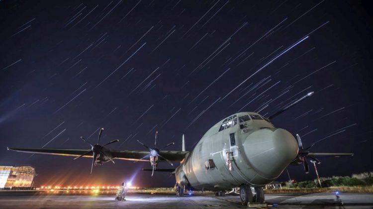 RAF ujawnił przyczyny zniszczenia C-130J w Iraku