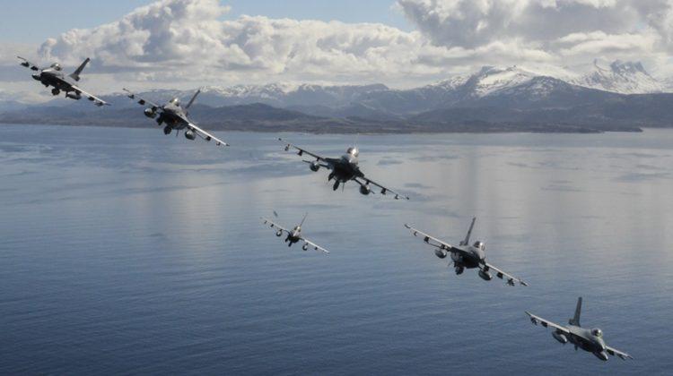 Arctic Challenge Exercise