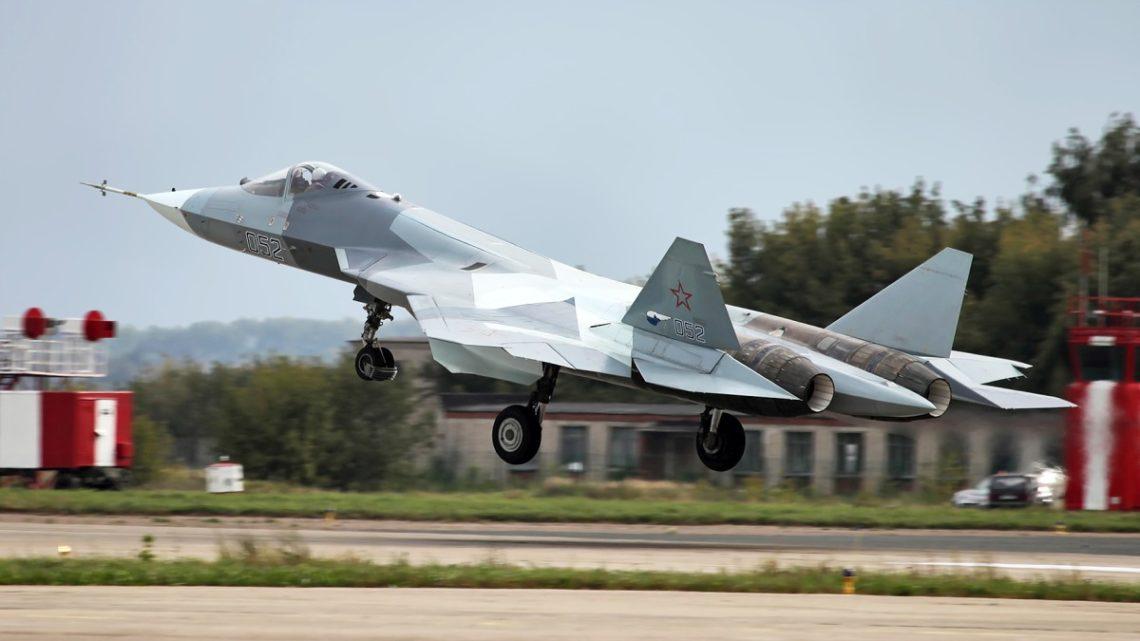 Kreml obiecuje 76 Su-57 do roku 2028
