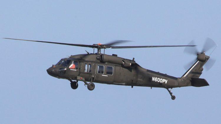 Opcjonalnie pilotowany UH-60A odbył pierwszy lot